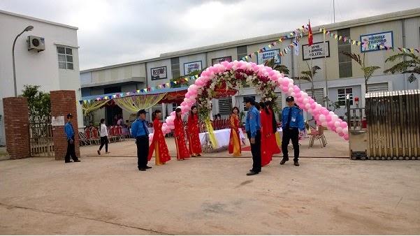 Bảo vệ các sự kiện, lễ hội