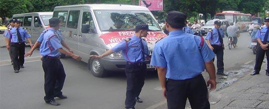 Dịch vụ bảo vệ yếu nhân – VIP